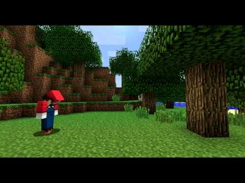 If Video Games Were In Minecraft (ItsJerryAndHarry)