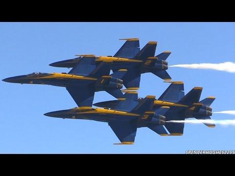 2014 U.S.N. Blue Angels @ MCAS Miramar Air Show