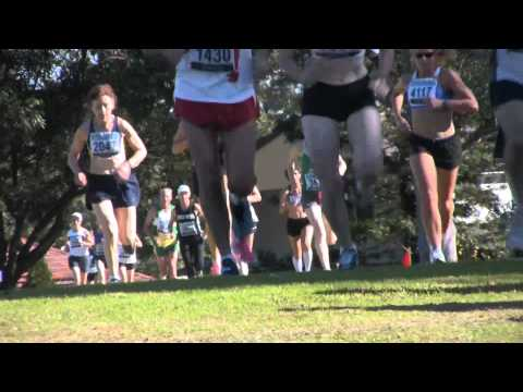 2012 NSW Short Course XC Female Open