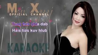 Maiv Xyooj -  Secret Love (New Karaoke)