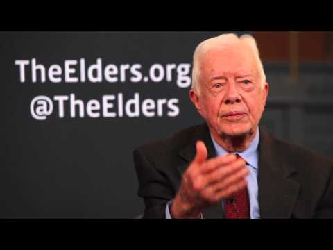 Kofi Annan, Jimmy Carter & Mary Robinson on 'speaking truth to power'