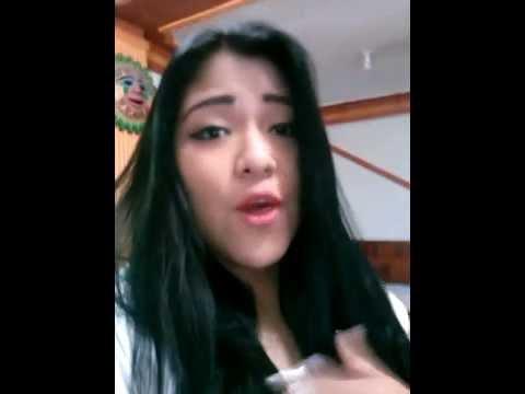 Daniela Pacheco - La Escuelita - Banda Los Recoditos (Cover)