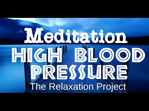 Meditation for Healthy Blood Pressure, Binaural Beats, Isochronic Tones