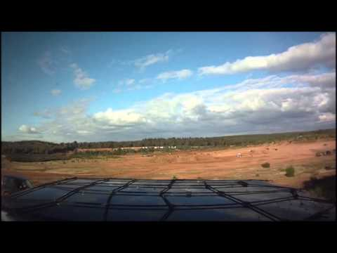 The Desert at Mansfield Off Road 4x4 Centre pt2.wmv