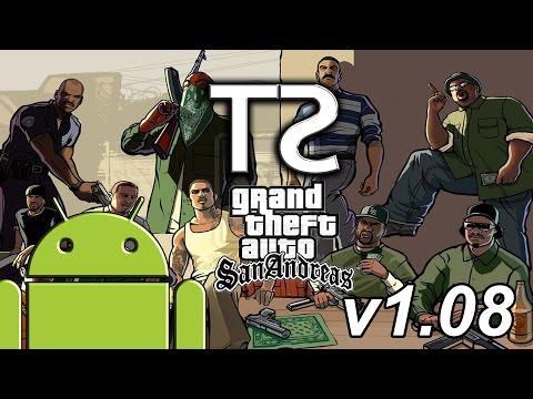 Instalar GTA San Andreas Android Facil Y Rapido APK + OBB