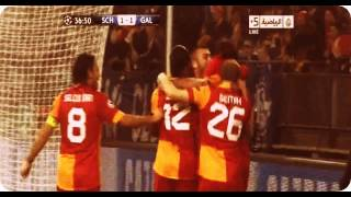hamit altintop amazing goal vs schalke