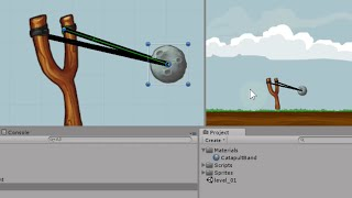 Unity 4.6 Angry Birds Ders-1