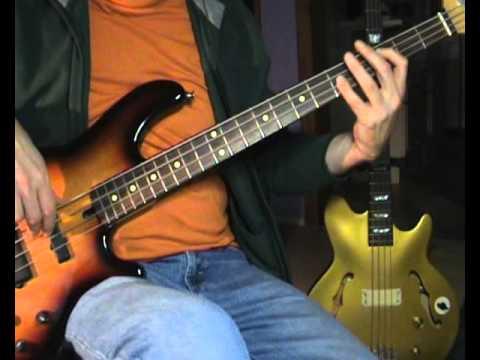 Elton John - Rocket Man - Bass Cover