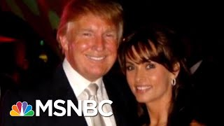 President Trump On Defense After Report Cohen Taped Playmate Payment Chat   The 11th Hour   MSNBC
