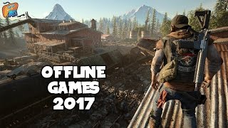 No WiFi? No Problem! Top 10 New OFFLINE Android/iOS Games of 2017![AndroGaming]