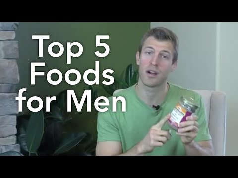 Top 5 Foods for Men - Transformation TV - Ep. #028