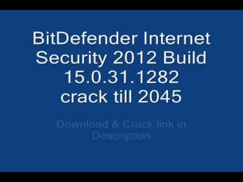 Посмотреть ролик - BitDefender Internet Security 2012 Build 15.0.31.1282 +D