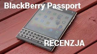 Blackberry Passport - Smartfon Do Kwadratu [RECENZJA]