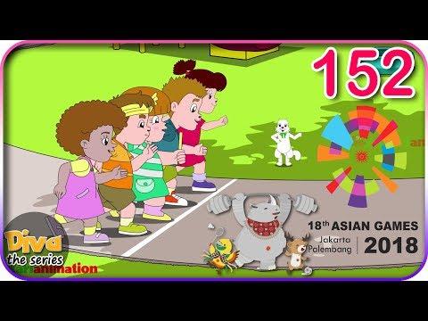 Seri Diva | Eps 152 Asian Games 2018 | Diva The Series Official thumbnail