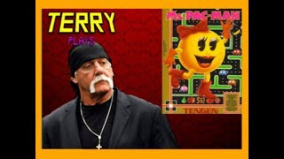TERRY PLAYS! : MS. PAC-MAN (NES)