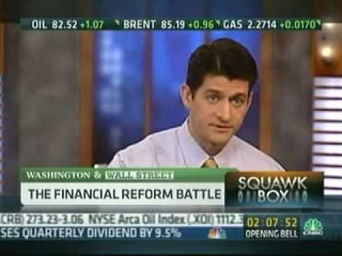 Paul Ryan on crony capitalism and better alternatives