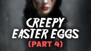 My Top 5 Creepiest Video Game Easter Eggs and Secrets (Part 4)