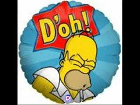 La Marcha de Homero Simpson