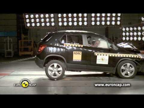 Euro NCAP | Chevrolet Trax | 2013 | Краш-тест