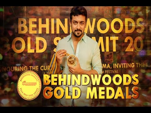 "Behindwoods Gold Medals - SURIYA - ""THANKS TO MY FANS. HARI SIR AND BEHINDWOODS"" - BW"
