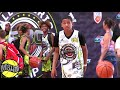 8th Grader Koren Johnson SKATES BY DEFENDERS on the 2017 Elite Basketball Circuit