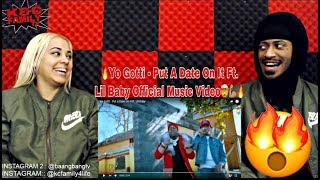 YO GOTTI - PUT A DATE ON IT FT. LIL BABY REACTION 🔥💪🏽 THIS WAS A HIT!MUST WATCH!