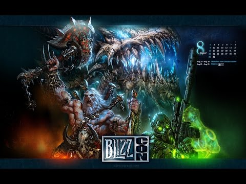 Blizzcon 2013 - Starcraft II Finals - Bomber vs Soulkey