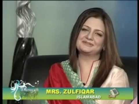 Farah Jahanzeb cooking expert post by Zagham