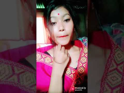 Assamese girl Musically Assamese videos from guwahati ghy Assam by sumi bordoloi thumbnail