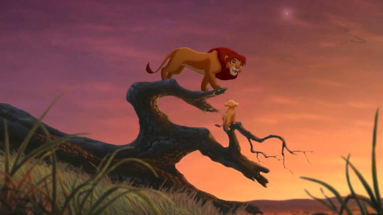 Скачать музыку из мф король лев