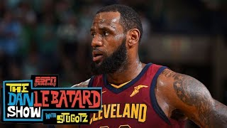 Has LeBron James passed Bill Russell on NBA all-time list? | The Dan Le Batard Show | ESPN