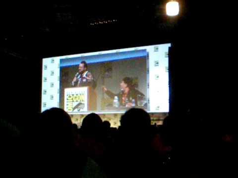 Kevin Smith Comic Con '09 - Iron Man 2