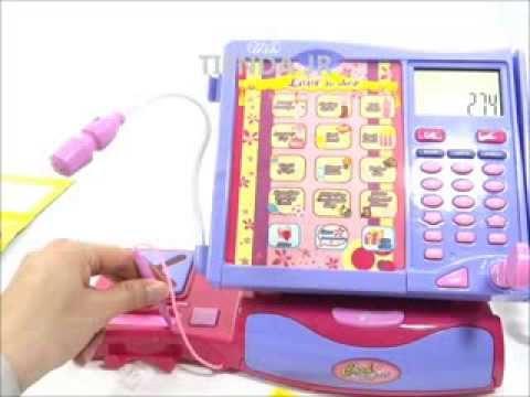 Game | CAJAS REGISTRADORAS DE JUGUETE PARA NIÑAS TACTIL LCD MICROFONO | CAJAS REGISTRADORAS DE JUGUETE PARA NIÑAS TACTIL LCD MICROFONO