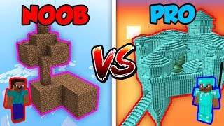 Minecraft NOOB vs. PRO: ISLAND in Minecraft!
