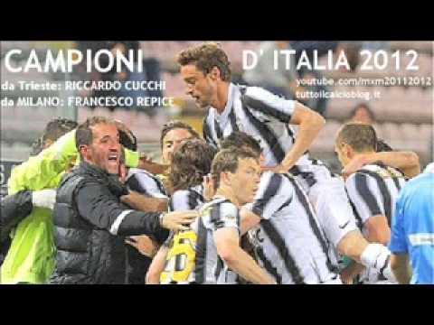 JUVENTUS CAMPIONE D'ITALIA 2011/2012 - Cagliari-Juventus 0-2 & Inter-Milan 4-2 di CUCCHI & REPICE