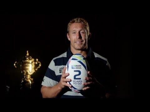 Jonny Wilkinson's Rugby World Cup 2015 countdown