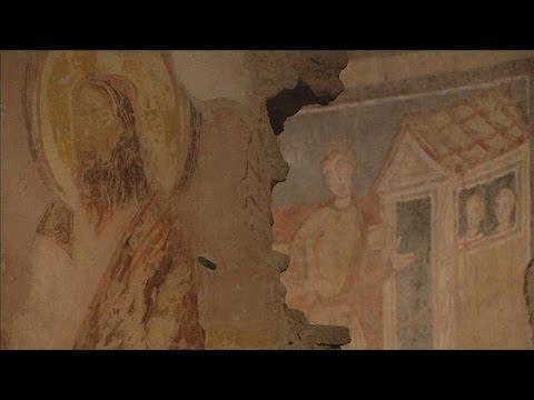 Santa Maria Antiqua Bazilikası ziyarete açıldı - science
