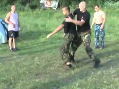 Reality Based Self Defense System - Russian SpetsNaz Image 1