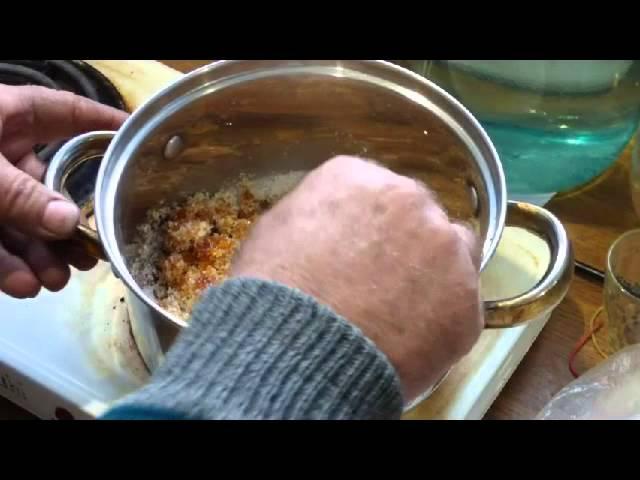 Как сделать жженый сахар для самогона 683