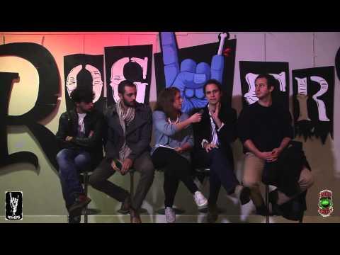 Radio Bombay intervista i Joe Victor