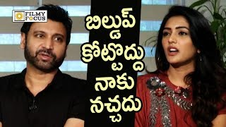 Sumanth Reveals about his Real Character in her Life || Eesha Rebba || Subrahmanyapuram Movie