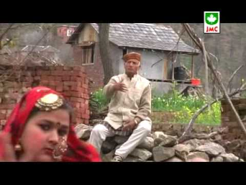 Himachali Gaddi Folk Song Sunil Rana 09418122120 video