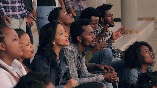 """ Kidus Neh "" - Hawassa University Choir Song 2018 (Official Video) - AmlekoTube.com"