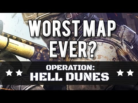 Combat Arms - Deadly Dunes, Worst Map Ever?