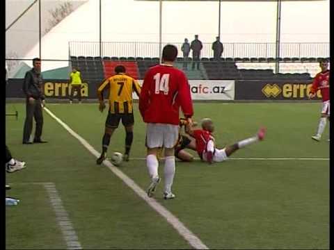 Abdoul Kader Camara - Le milieu du terrain, l'international Guineenne qui actuellement evolue dans le championnat d'Azerbaijan Premiere Ligue.