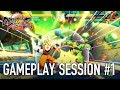 Youtube Thumbnail Dragon Ball FighterZ - XB1/PS4/PC - Gameplay session #1