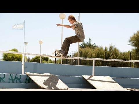 Skate Escape: Patagonia - Back to Back Trick Magic | Part 2