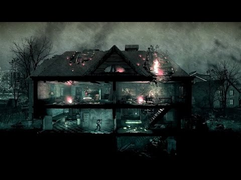 This War of Mine - Gameplay Trailer