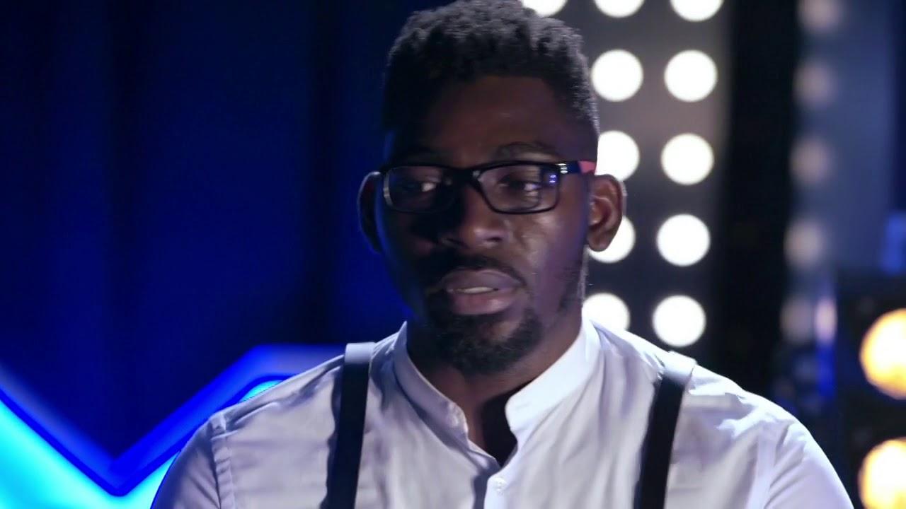 """Prezentare. Un medic specialist radiolog nigerian, pe scena X Factor: """"Muzica este pasiunea mea"""""""