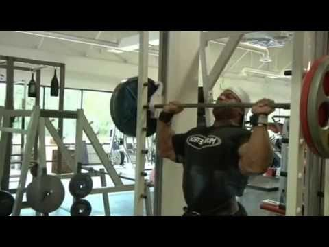 Road To The Olympia 2010 Phil Heaths Shoulder Workout Image 1